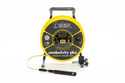 Heron Conductivity/Temp Meter
