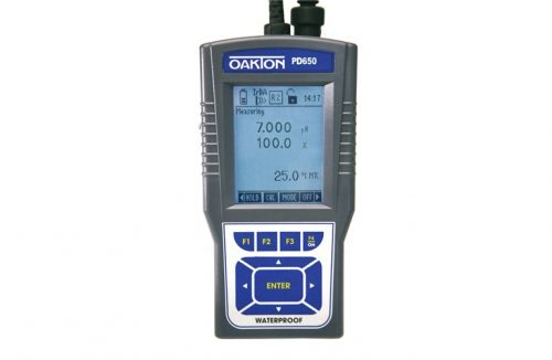 oakton pd 650 meter pH dissolved oxygen osprey scientific