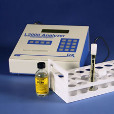 Dexsil L2000DX Analyzer System