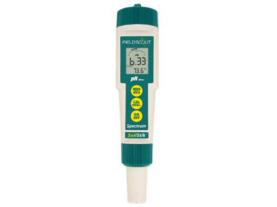 spectrum technologies soilstik pH meter osprey scientific