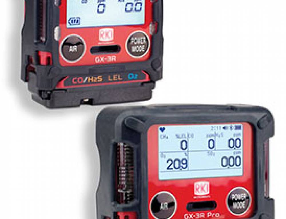NEW RENTALS – RKI GX-3R & GX-3R PRO Personal Gas Monitors